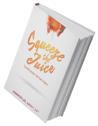 Squeeze the Juice Book